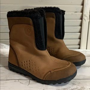 Wenger Woman's Winter Snow Boot Size 6.5